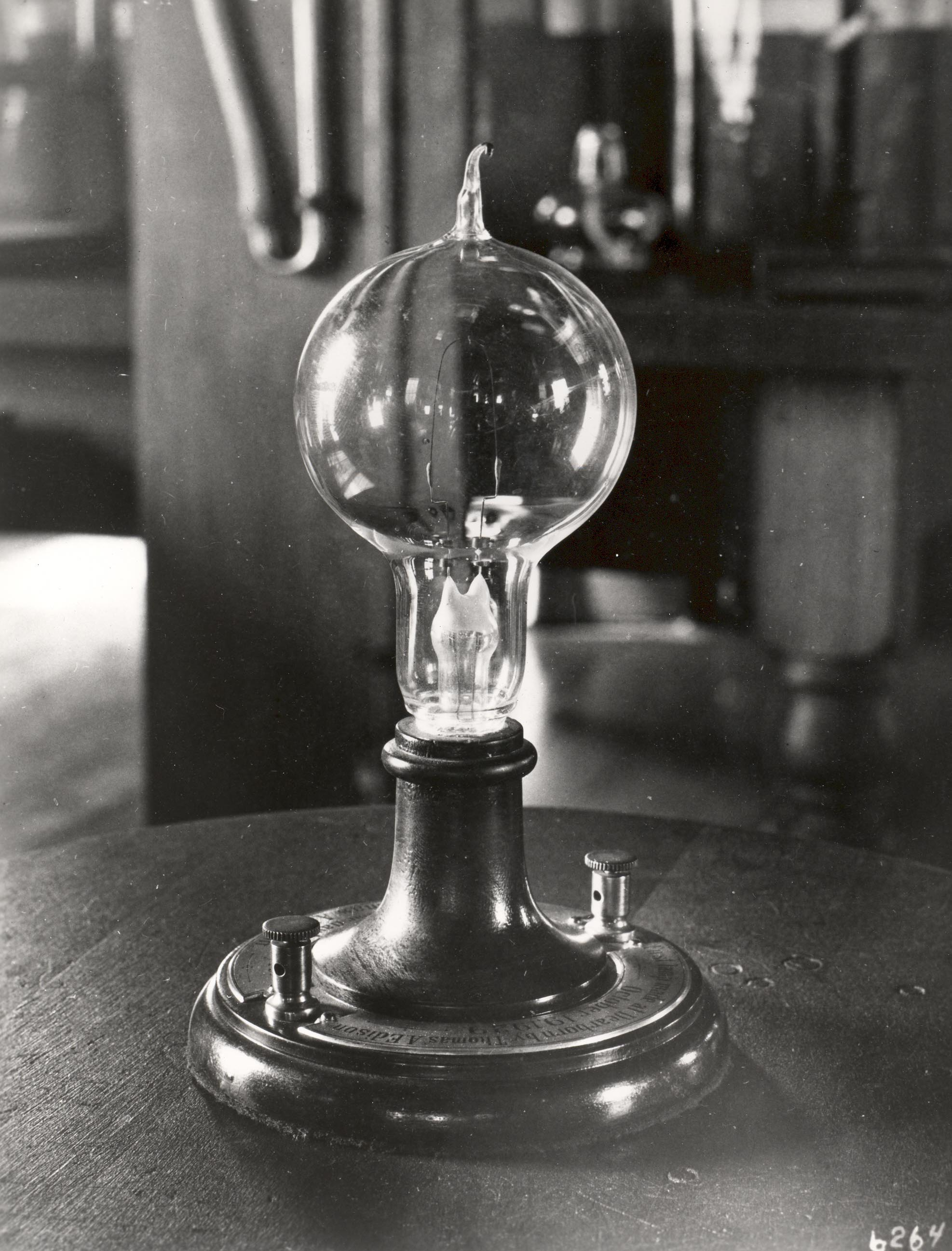 Image result for photo of thomas edison's inventions