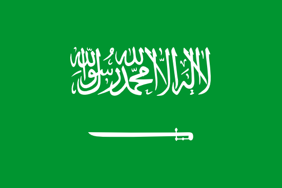 Saudi Arabia Market Research - flag of Saudi Arabia