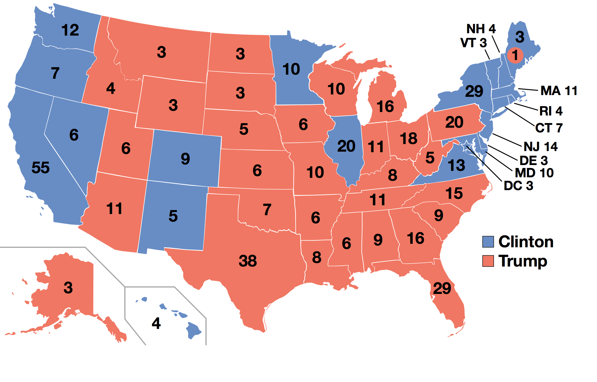 Election Polling Archives