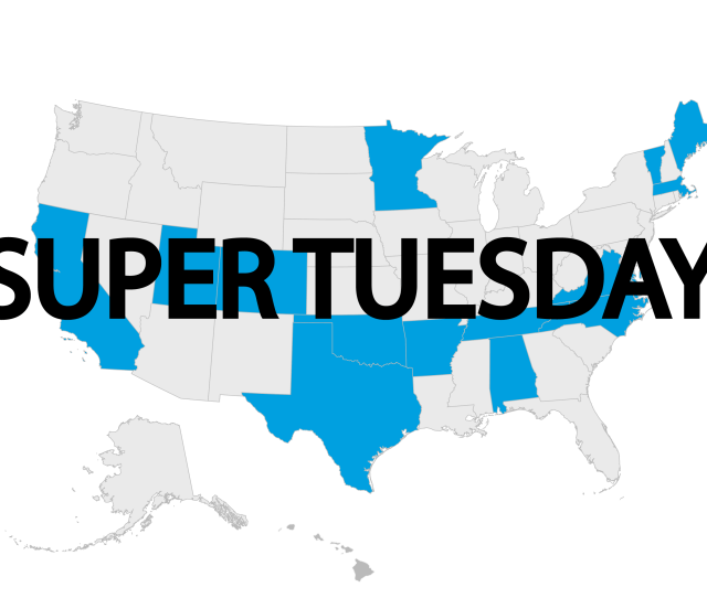 Edison Research Conducts Exit Polls On Super Tuesday  Edison