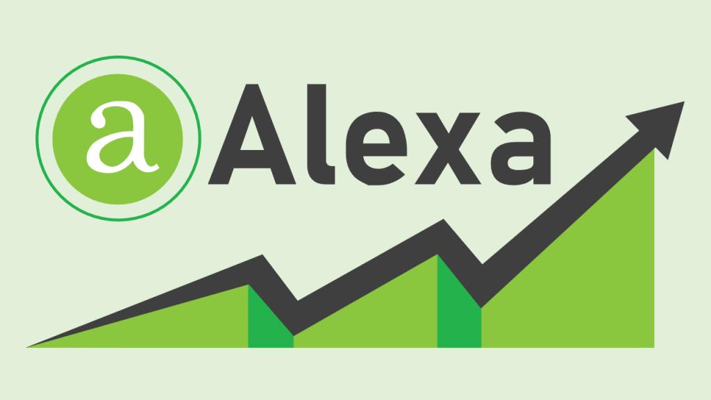 Alexa Rank - cara menaikkan peringkat