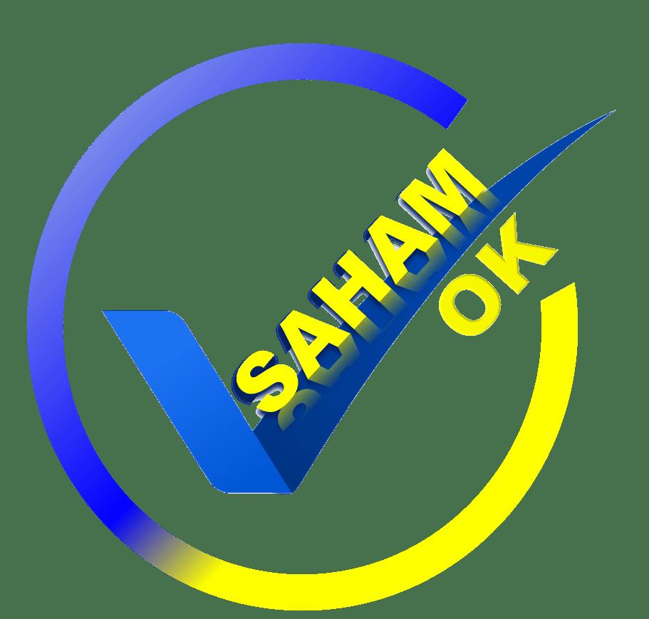 Logo Saham OK 2020 v1.1--Cara menjual website