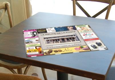 set de table