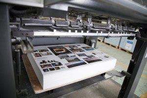 Imprimerie et routage