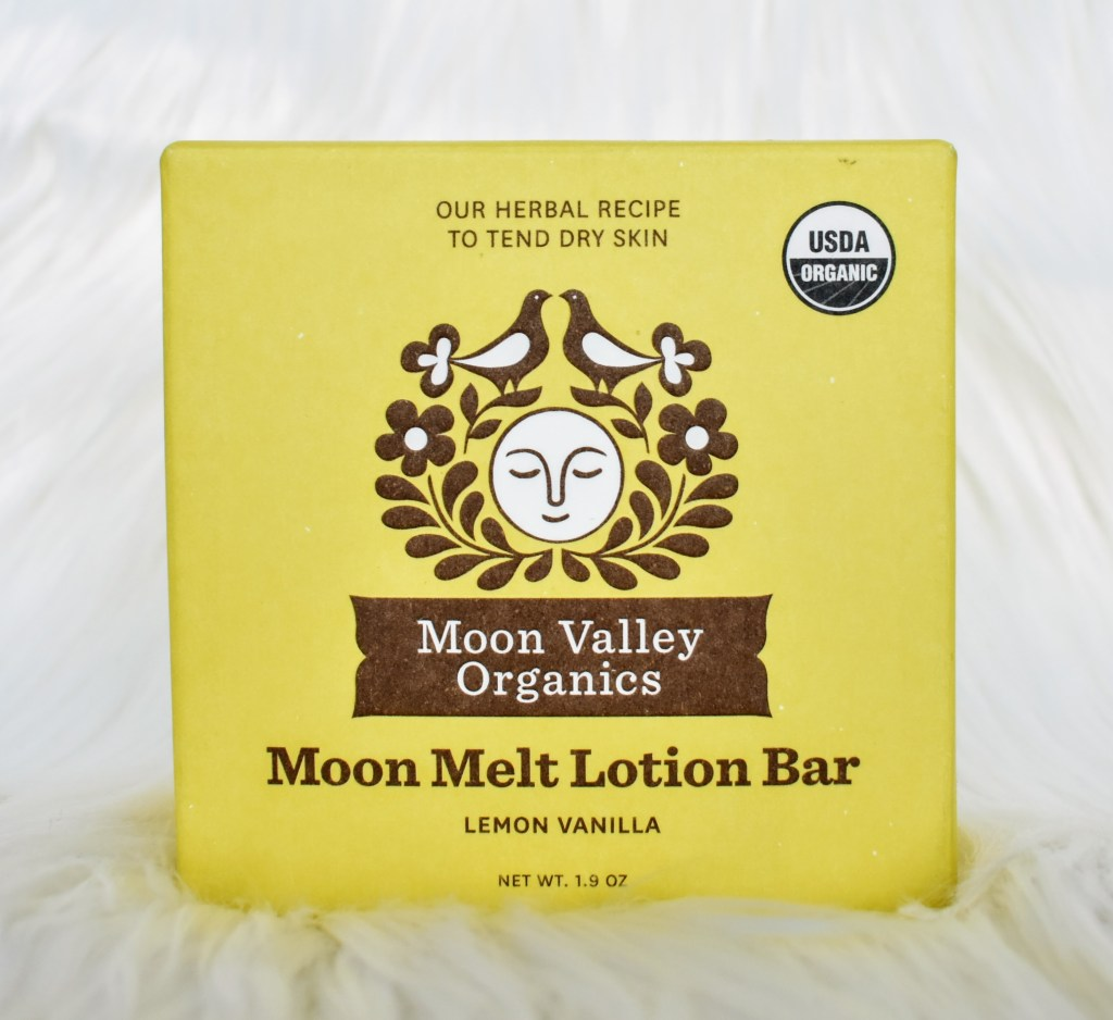 Moon Valley Organics Moon Melt Lotion Bar