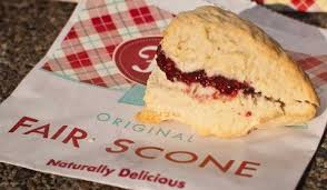 Fisher Fair Scone Quarantine Baking