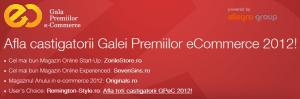 castigatori gala premiilor ecommerce 2012