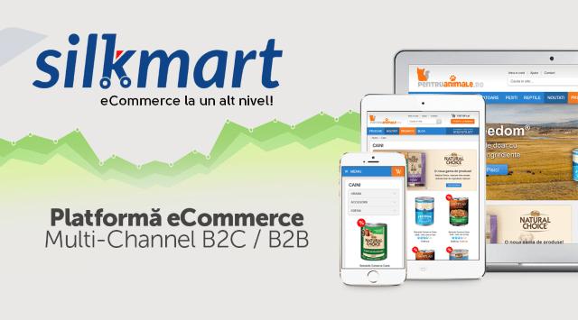 silkmart - platforma ecommerce silkweb - b2b - b2c