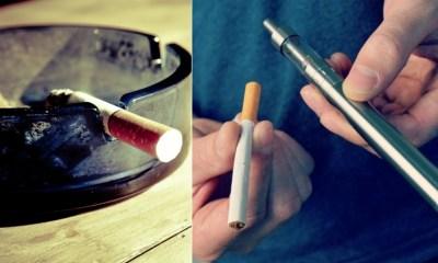 fumat tigara electronica dupa cea clasica