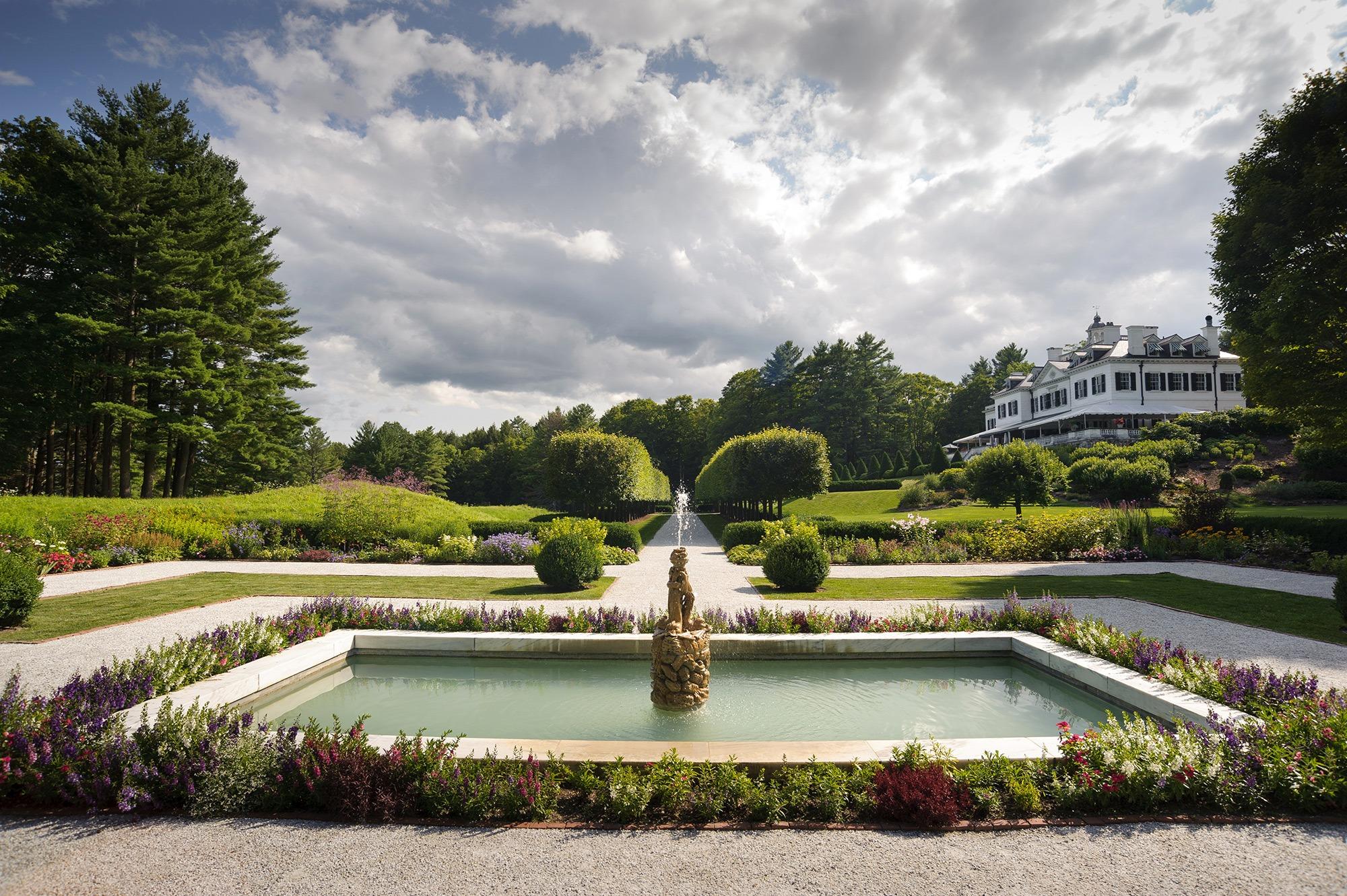 Gardens The Mount Edith Wharton S Home