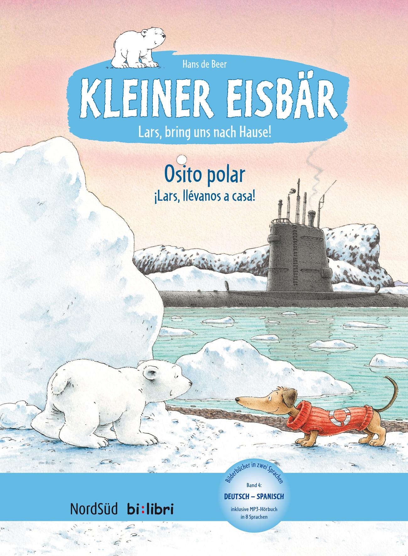 Kleiner Eisbär - Lars, bring uns nach Hause!