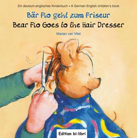 Bär Flo geht zum Friseur