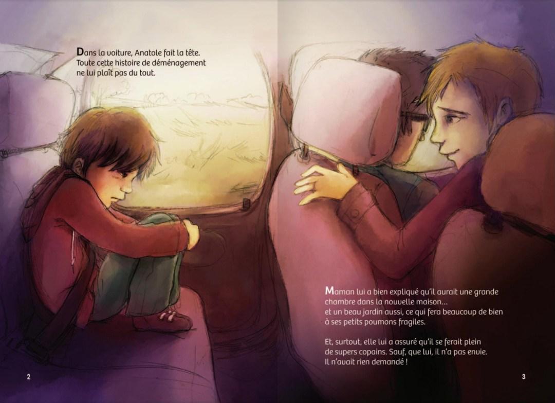 Anatole et le chêne centenaire - page 4