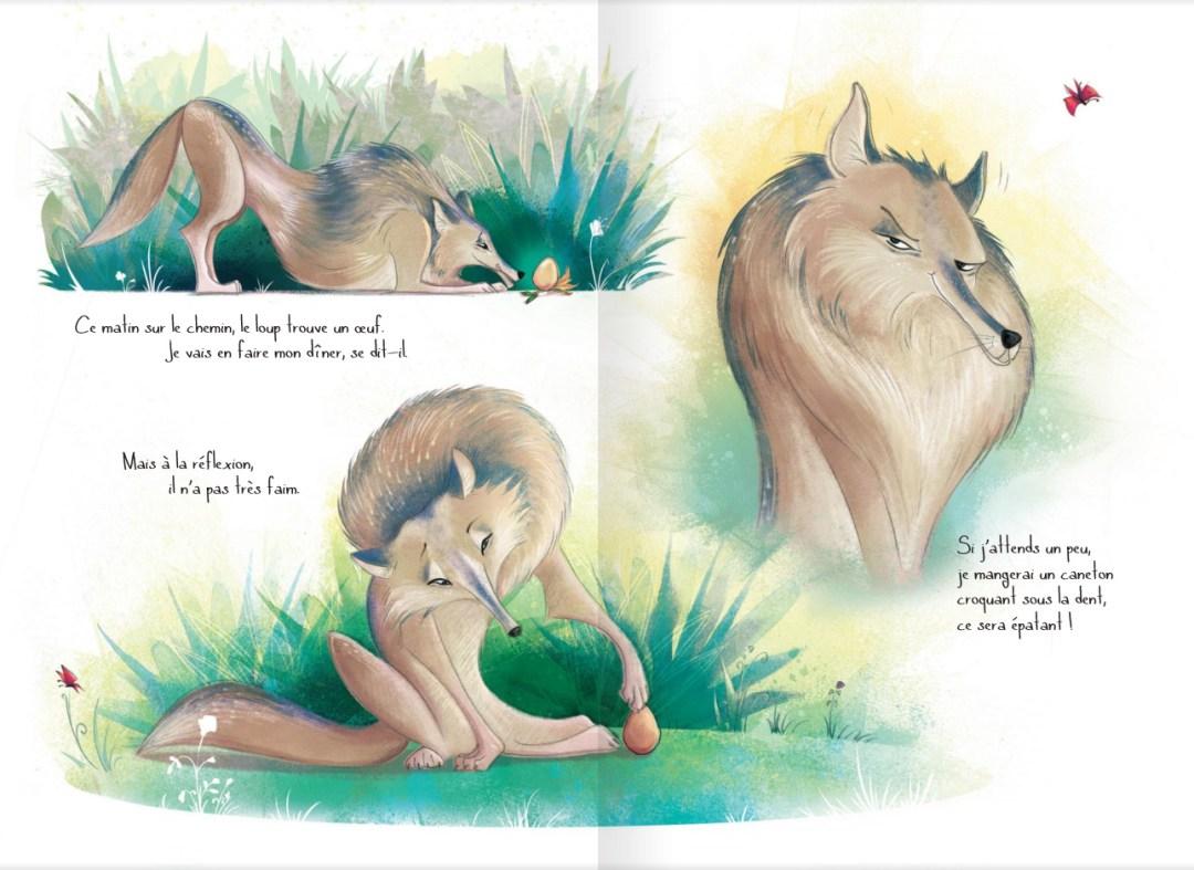 Une faim de loup ! - page 4
