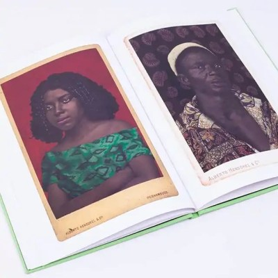 #happypublisher #BespokeCollection N17 by @fernandobanzi , He restores dignity to the people #enslaved / exploited in #brazilian plantations by drawing dresses, shirts on the naked bodies of old #photographs / identity cards….