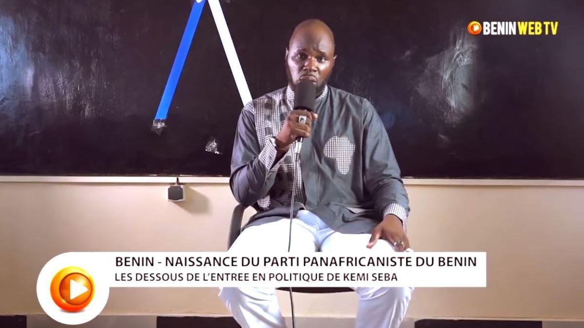 PPB : les détails sur l'entrée en politique de Kemi Seba