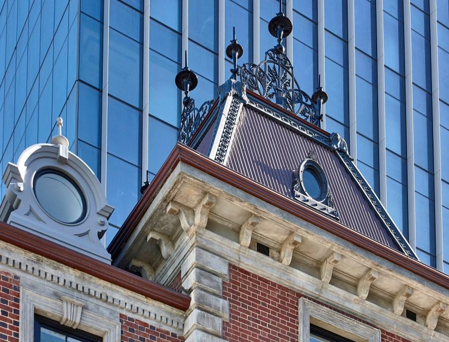 Hotel facade -2