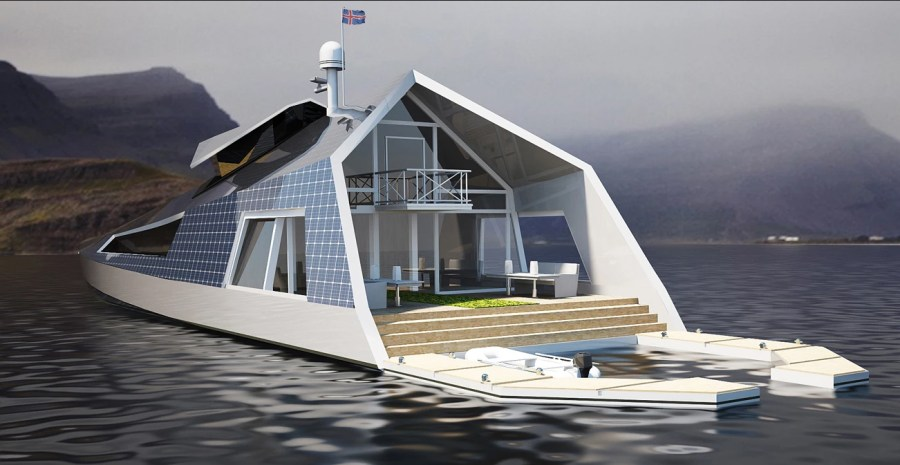 your yacht - your home project