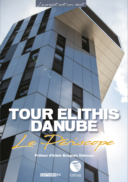 Tour Elithis Danube – Le Périscope