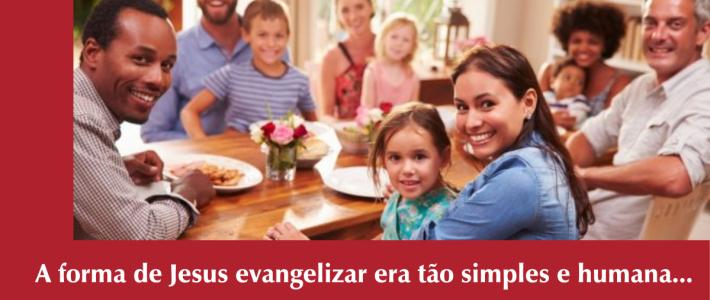 4 Características do Evangelismo Simples de Jesus
