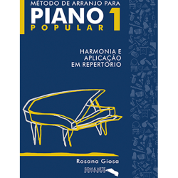 Método de Arranjo para Piano Popular Volume 1
