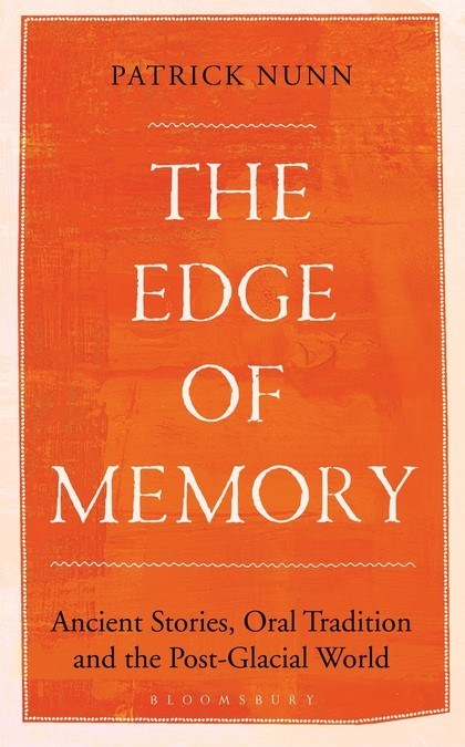 Cover image of 'The Edge of Memory'.