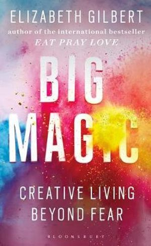 Cover image of Big Magic.