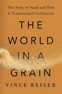 The cover of The World in a Grain.