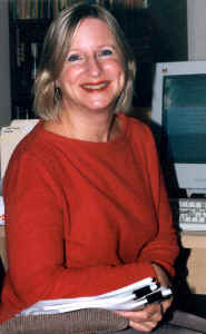 Carol Gaskin, Book Editor