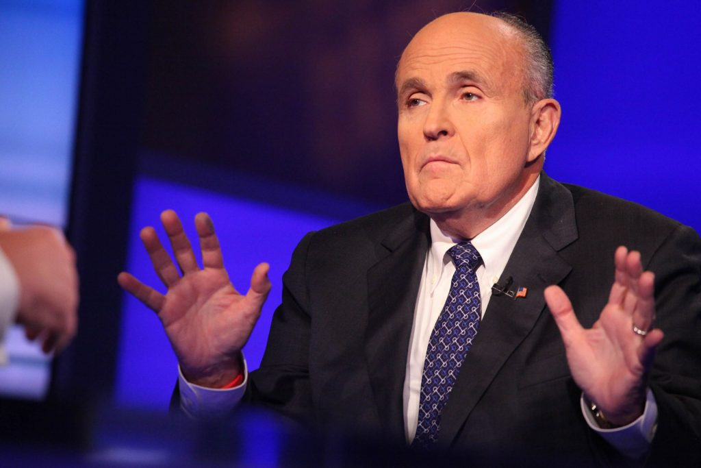 'Giuliani tape' is reminder the Republicans would conspire with foreign leaders to defeat Democrats