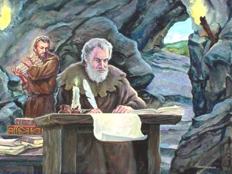 Resultado de imagen para estudio de la Biblia Edad Media