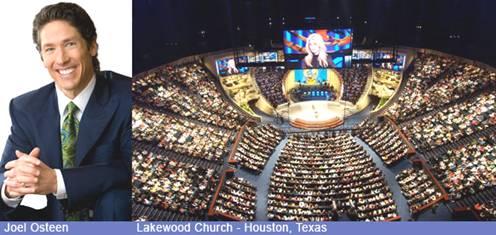 Resultado de imagen para mega iglesia Lakewood