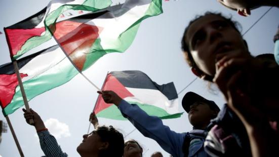 Plus de 150 parlementaires demandent à François Hollande de reconnaître la Palestine