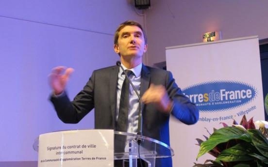 Sevran : L'opportuniste Stéphane Gatignon soutient Macron