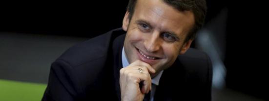 Le banquier et ancien ministre Emmanuel Macron devenu le vote (in)utile de 2017 ?