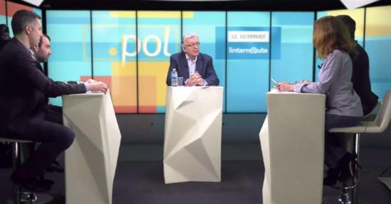 """Pierre Laurent: """"Sans les communistes, Mélenchon ne serait pas candidat"""""""