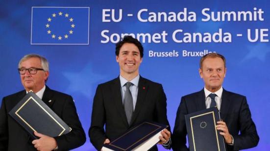 CETA : 43 sénatrices et sénateurs s'associent à la centaine de députés ayant saisi le Conseil constitutionnel