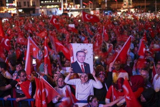 Législatives : Le Sultan Erdogan s'immisse dans les élections législatives françaises