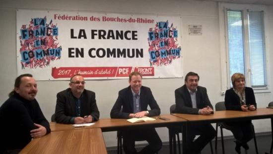 Le PCF propose de se retirer au profit de Jean-Luc Mélenchon à Marseille