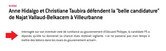 Ce soutien de Pierre Laurent à Najat Valaud-Belkacem est inadmissible !