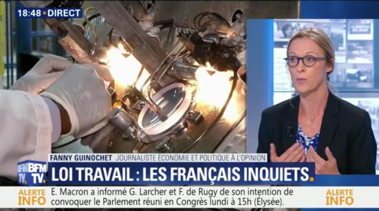 Réforme du droit de travail: 61% des Français se disent inquiets