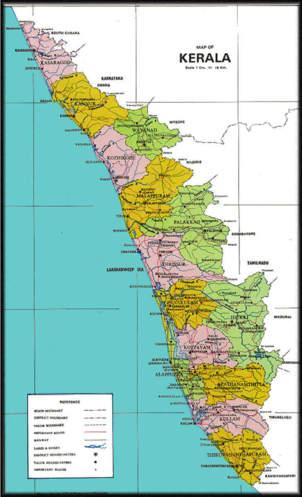 Un exemple d'État socialiste, modèle de développement humain, en lutte contre la mondialisation : le Kerala