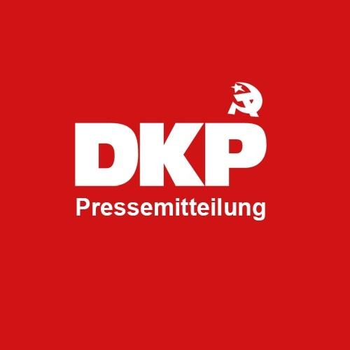 Menace d'interdiction du Parti communiste allemand (DKP)