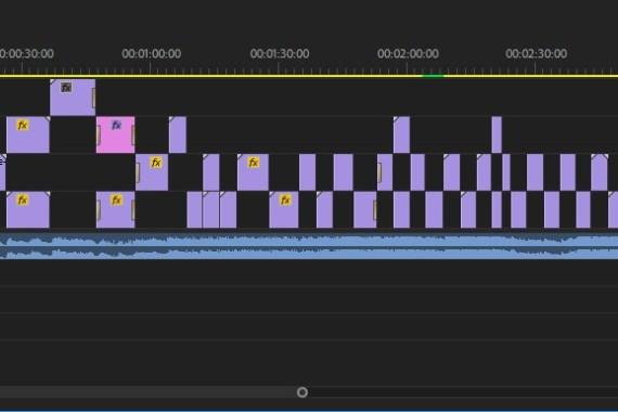 Adobe Premiere Pro Timeline