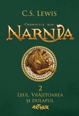 Cronicile din Narnia II. Leul, Vrăjitoarea și dulapul (C.S. Lewis)