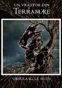 Un vrăjitor din Terramare - Coperta faţă
