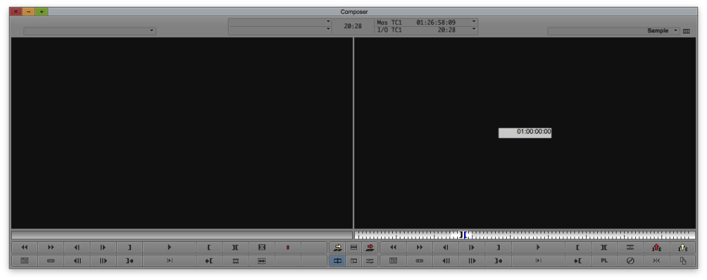 Jump to Specific Timecode keyboard shortcut in Avid