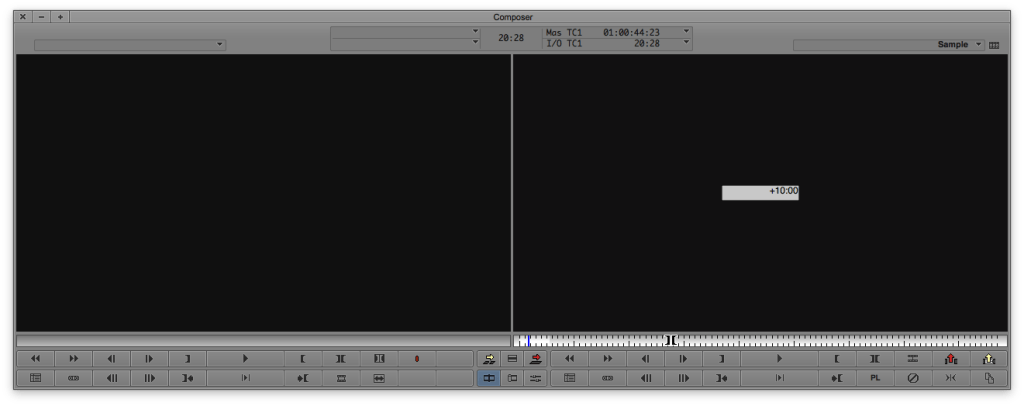 Move Forward a Specific Timecode Amount
