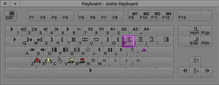 Trim A Side | Trimming Keyboard Shortcut in Avid
