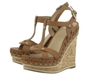 brown wedges EXE